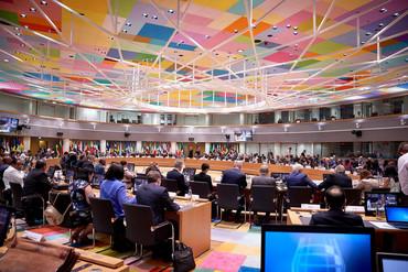 Reunión de ministros de Exteriores de la Unión Europea y CELAC