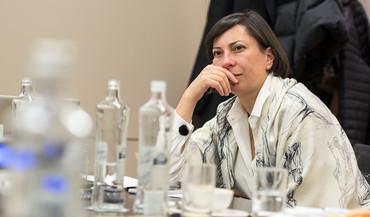"""Martha Ortiz: """"España y Colombia son similares en muchísimas cosas"""""""