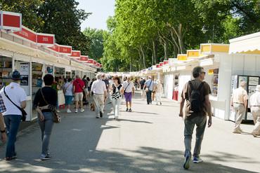 Conexión España-Iberoamérica en la Feria del Libro de Madrid