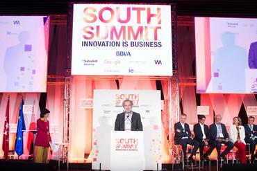 Startups y grandes corporaciones se dan cita en Bogotá South Summit