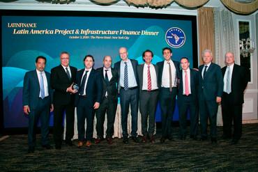 La financiación de la Autopista al Mar 1 obtiene dos premios Latin Finance