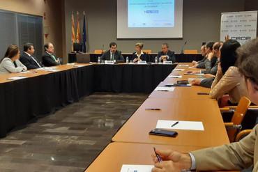 Colombia presenta en Aragón sus oportunidades de negocio