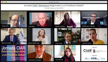 Jornada virtual sobre arbitraje y mediación en España e Iberoamérica