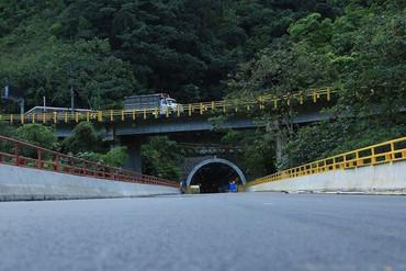 Avanza la actuación en la autopista Bogotá-Villavicencio